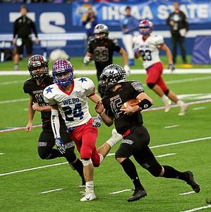 Eastbrook vs Western Boone State Football Final 11-23-18