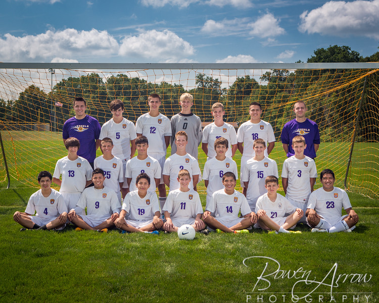 Soccer Team Photos 2014