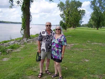 Muriel and Daniel's Visit to Memphis