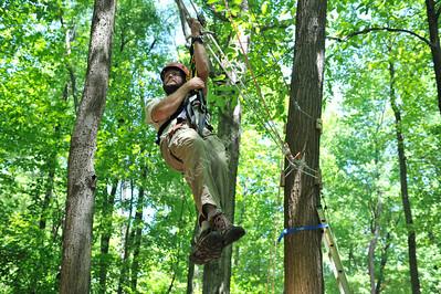28358 Zip Line Canopy Course