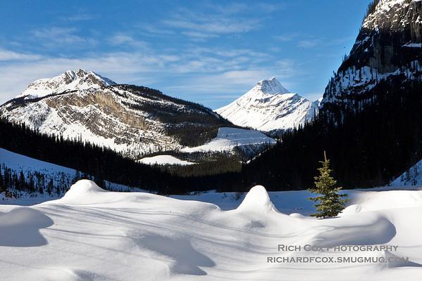 Canadian Rockies, Alberta, Canada - Day 1