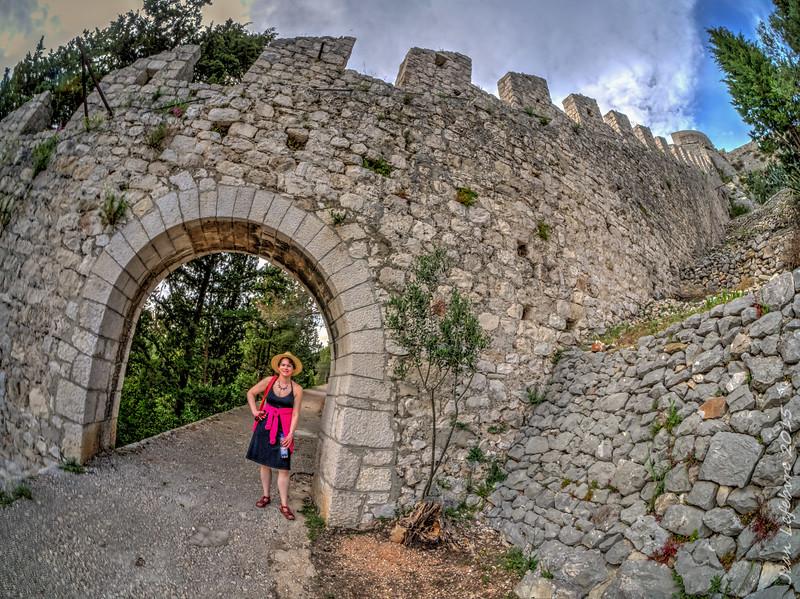 Hvar Fortification, Croatia