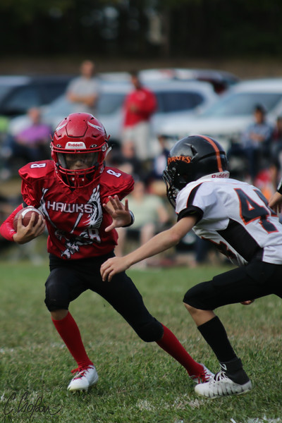 Hudson Youth Football 2017