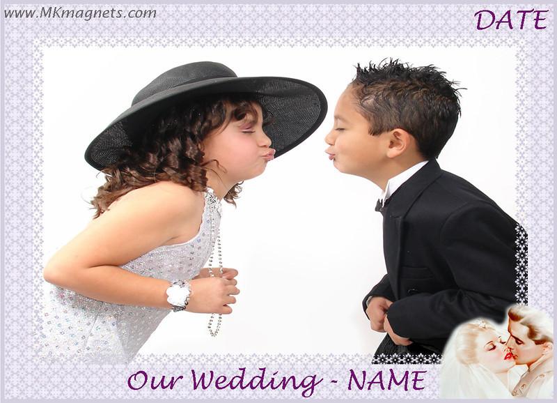 wedding magnet frame - classic pink.jpg