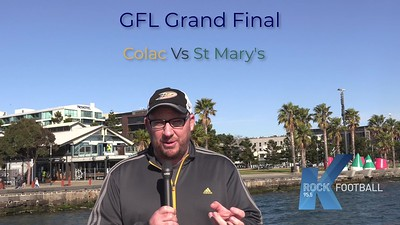 Grand Final BFL and Interviews