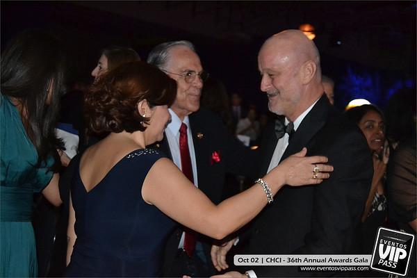 CHCI - 36th Annual Awards Gala | Wed, Oct 02