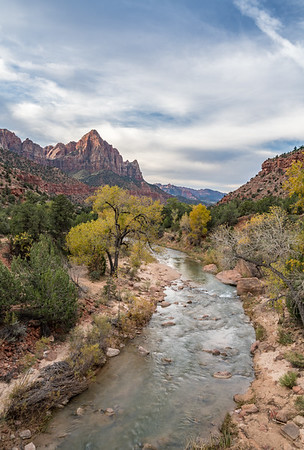 Utah ~ Zion National Park