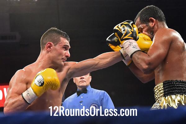 "Bout #8  Rod ""Lightning"" Salka, Bunola, PA  vs  Alexei ""Hurricane"" Collado, Miami, FL (by way of Cuba) - Lightweights"