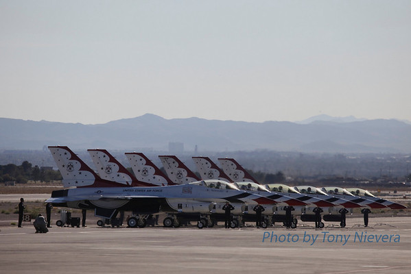 Airshows- Nellis airbase