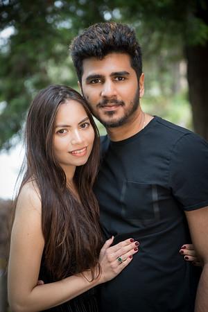 Ankur - surprise engagement - Quick Look