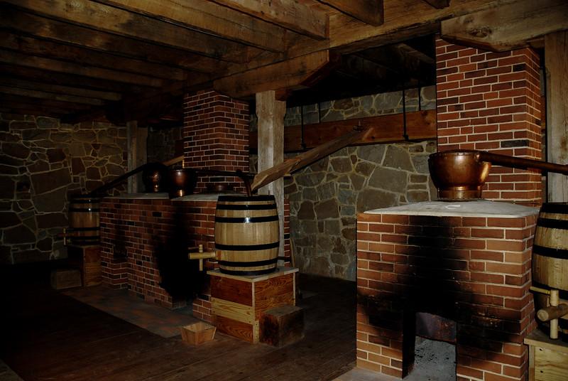 Mount Vernon - Distillery