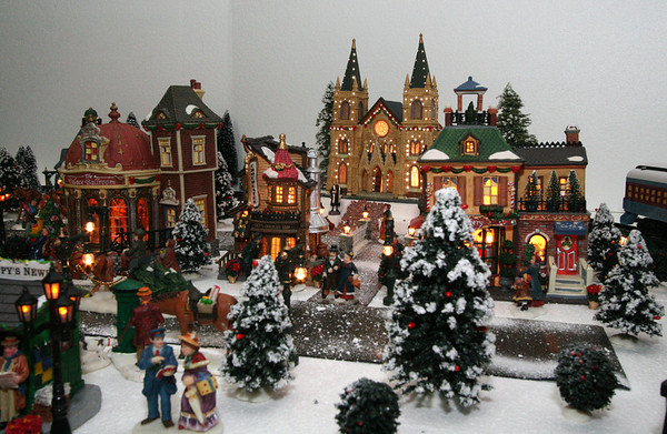 Christmas Village 2008