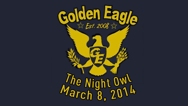 Golden Eagle - @ The Night Owl