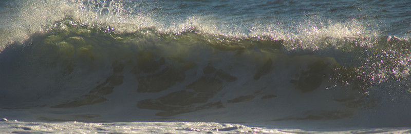 Northern Cal Breaking Waves