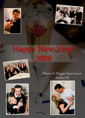 New Years Eve Avalon NJ 2007