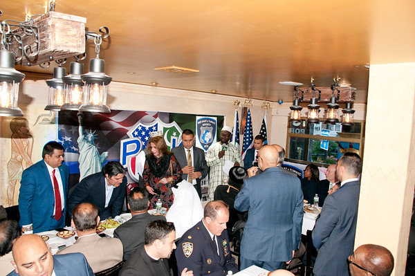 Mid East & Turkic Society & The Shomrim Society & Pak Society Iftar Dinner ,NY 06/07/17