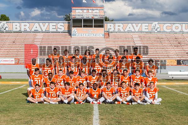 Freshman Football Team Images - 2016