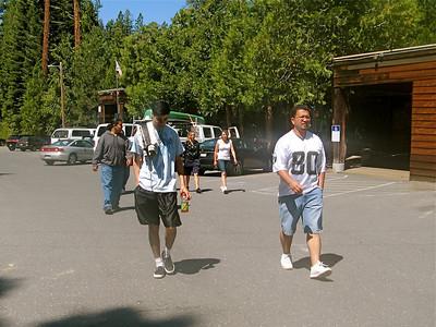 Sr. Cabin Trip to Long Barn, CA Day 2