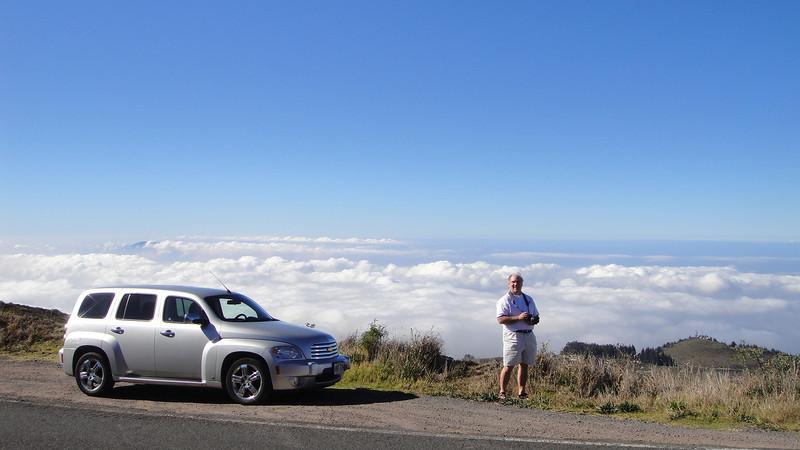 Mariott and Haleakala Volcano