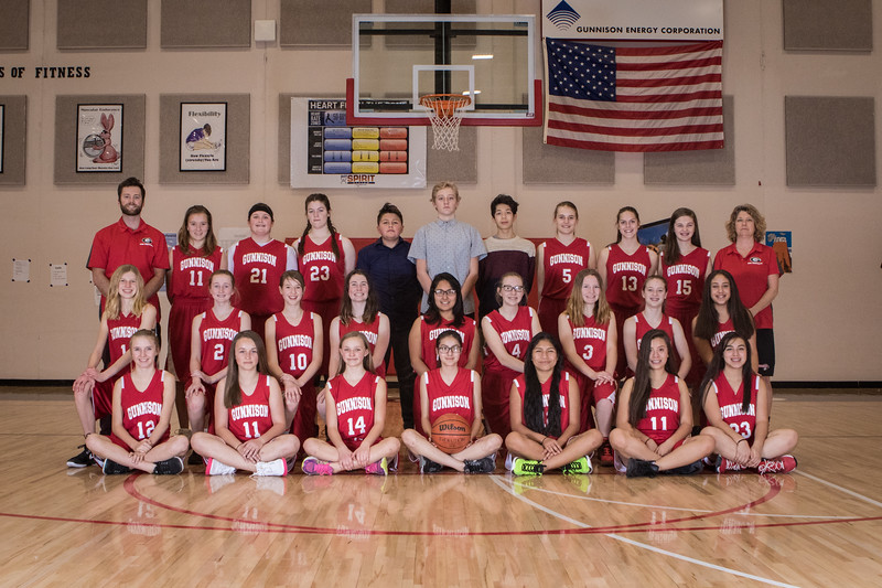 GMS Girls Basketball