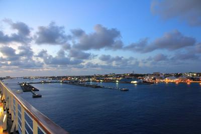 Nassau Apr 7