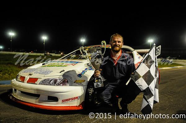 2015 British Championship - Ed Fahey