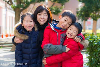 Takada Family