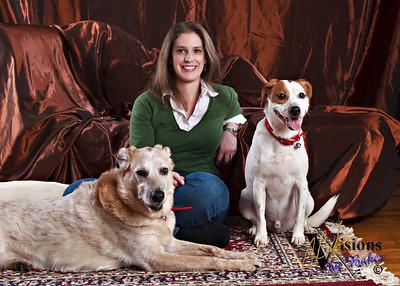 Kody-Felix and Libby