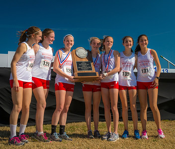 Cross Country State Championship 11-3-12