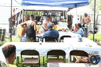 Family Cookout 21