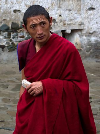 Tashi Lhunpo Monastery + Busfahrt von Shigatse nach Lasa, 3. Juli 2013