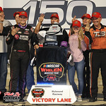 Richmond Raceway - 9/10/21 - Rick Ibsen