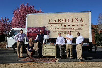 Carolina Consignment BTC 2014