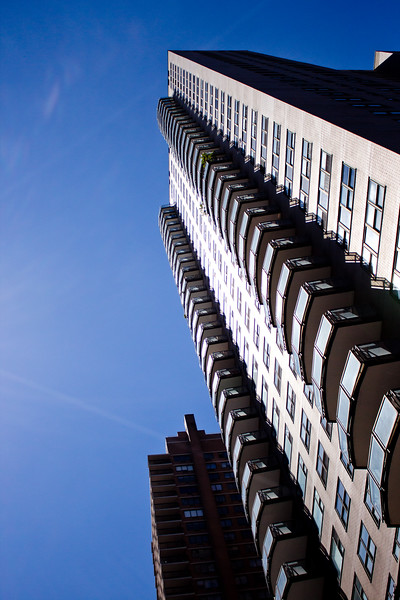 Towering Architecture in New York City