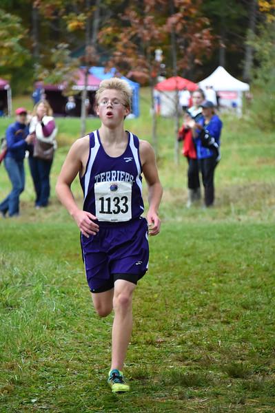 Boys 3 Woods Trail Run 10/4/14