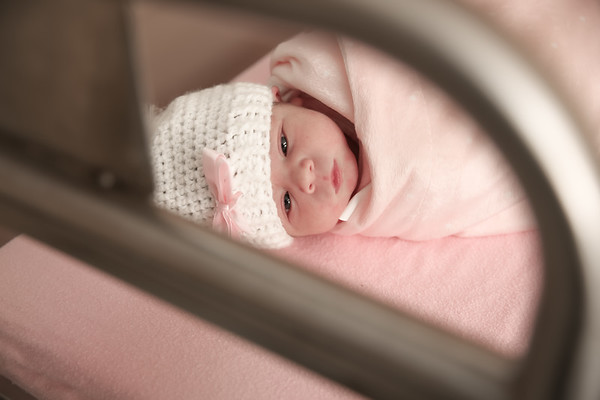 Baby Margo Hospital Photos