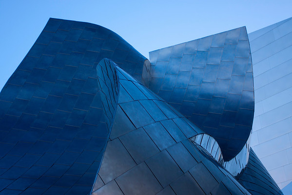 Disney Hall Gallery
