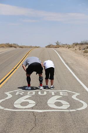Route 66 / Calico 2013