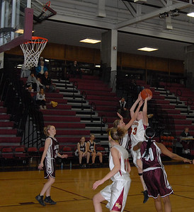 Maple Grove Girls 9A Basketball 2008 - 2009