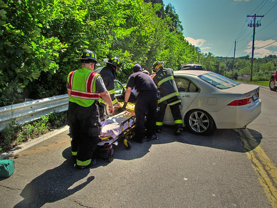 8-14-13 MVA With Injuries, Albany Post Road