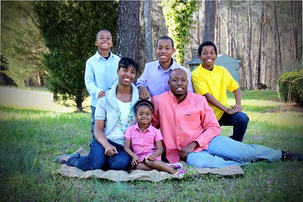 The Brightharp Family