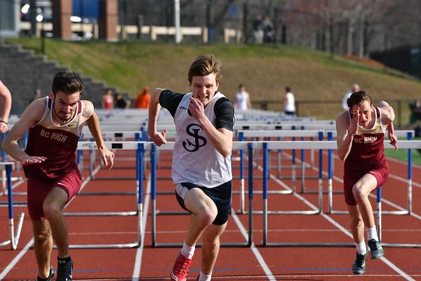 High School Spring Track