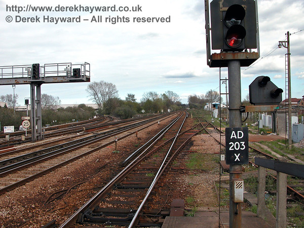 Paddock Wood Station