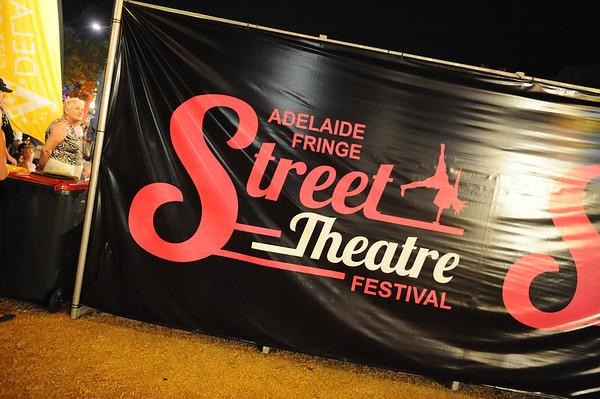 Adelaide Fringe - Street Theatre Festival