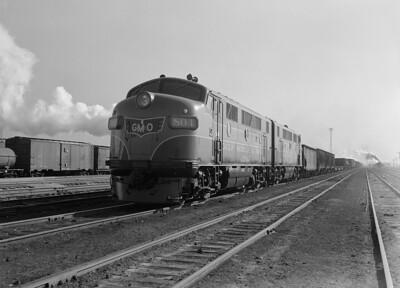 GM&O—Locomotives