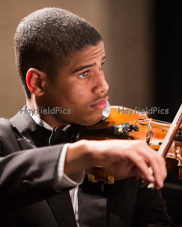 HS Orchestra Concert 12/3/15
