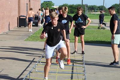 Howe Summer Athletics, 6/16/2021