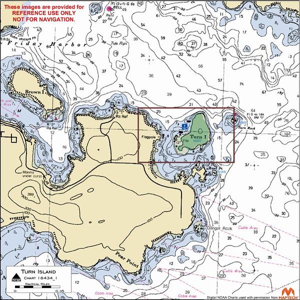Turn Island Marine State Park