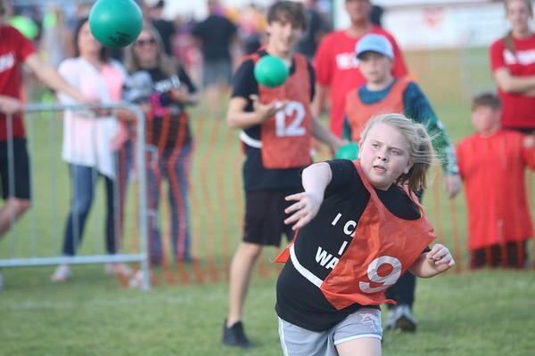 SIS Dodgeball Tournament 3/14/19