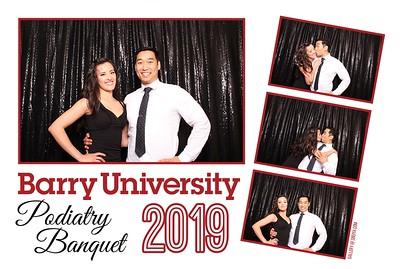 Barry Podiatry Graduation 2019
